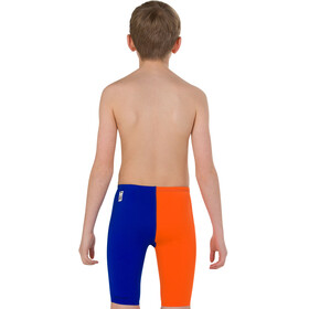 speedo Fastskin Endurance+ High Waist Badbyxor Barn orange/blå